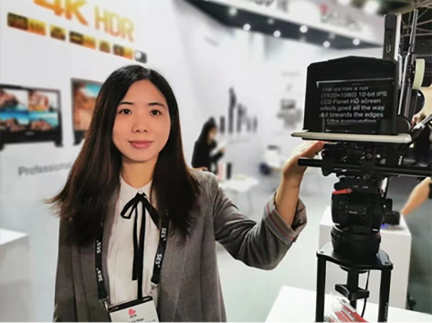 The details you don't know about Desview in IBC 2019 !